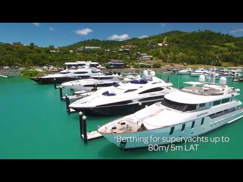 Abell Point Marina | Superyacht Marina Great Barrier Reef
