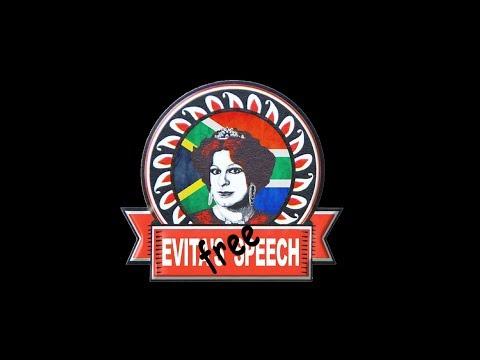 Evita's Free Speech Ep104 - 20 Aug: Evita shows proof with grace