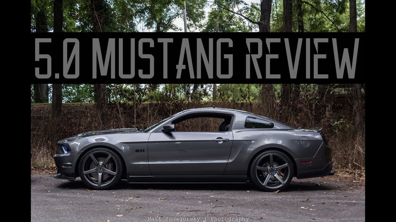 Car review 2012 mustang gt