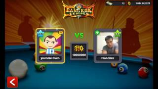 8 Ball Pool by Miniclip - Solar System Cue - 3 Wins