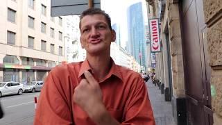 Oliver, 43, leidet unter Schizophrenie, Borderline, ist HIV positiv und heroinabhängig