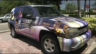 Homeowner Association threatens to tow Cancer-Battling SUV