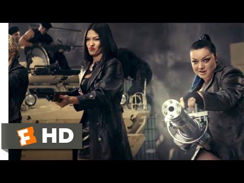 Diamond Cartel (2017) - Female Assassin School Scene (3/10)   Movieclips