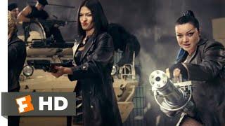 Diamond cartel (2017) - female assassin school scene (3/10) | movieclips