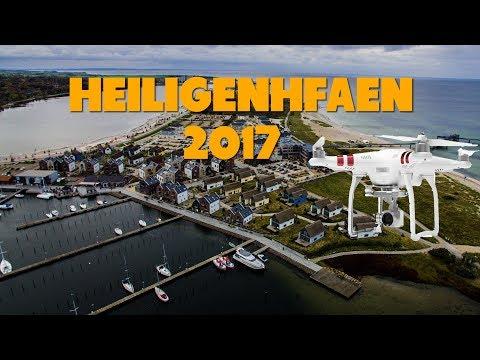 Heiligenhafen 2017 von oben - Urlaub am Sonnendeck der Ostsee | Drohnenaufnahmen | 4k