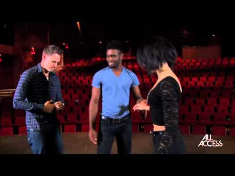 Theatre: Keoikantse 'Keo' Motsepe of Burn The Floor | Artscape ...