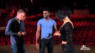 Theatre: Keoikantse 'Keo' Motsepe of Burn The Floor | Artscape Theatre