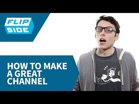 How to Make a Great Channel Intro - VISO Flipside #13