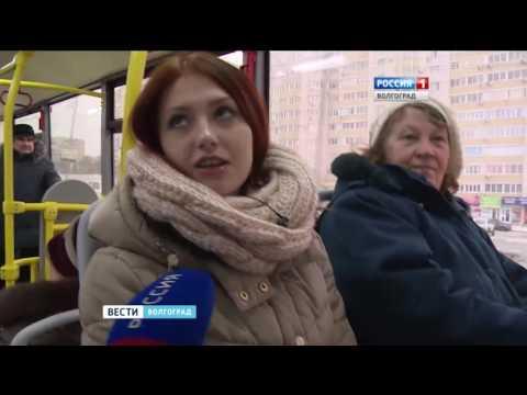 В Волгограде открыли новые автобусные маршруты