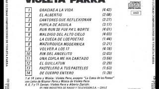 Violeta Parra - Las Ultimas composiciones - Full Disco