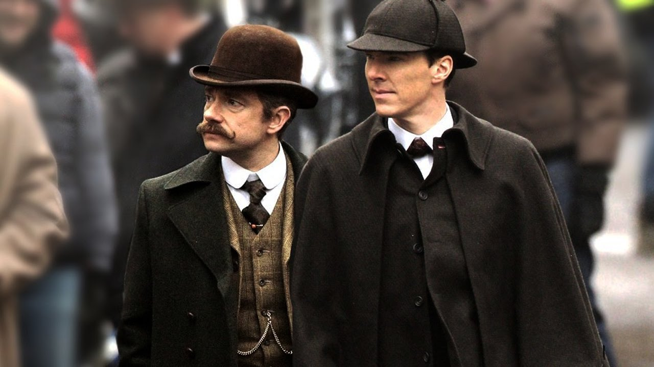 Sherlock Christmas Special 2015: TV Teaser Trailer - BBC One - YouTube