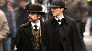 Sherlock Christmas Special 2015: TV Teaser Trailer - BBC One