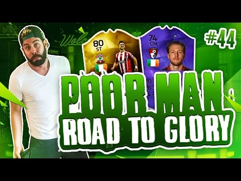 15,000 COIN PRIZE FOR WINNING A TOURNEY?!?! IRISH SQUAD! - POOR MAN RTG #44 - FIFA 16 Ultimate Team