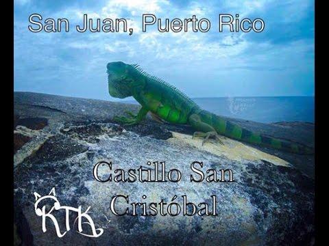 Going on an Adventure at Fort San Cristóbal- San Juan, Puerto Rico.