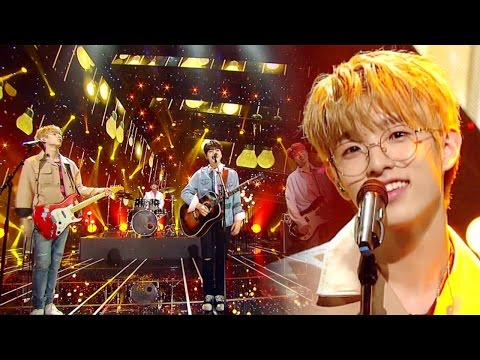 《EXCITING》 DAY6 - I'm Serious (장난 아닌데) @인기가요 Inkigayo 20170409