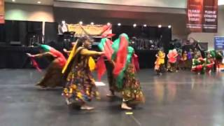 Sanah SEF Garba Performance 10/10/15