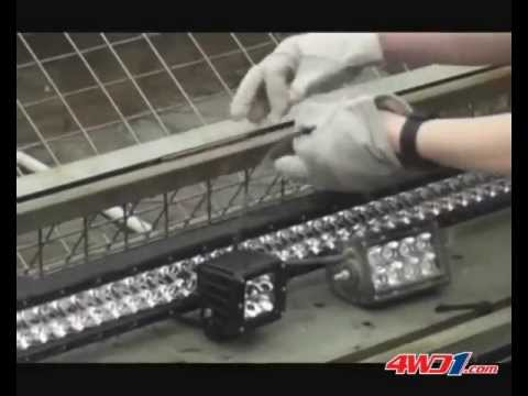 4wd Light Bars Led 4wd light bar youtube audiocablefo