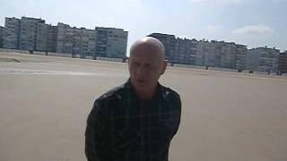 Oostende 2011 het strand intervieuw