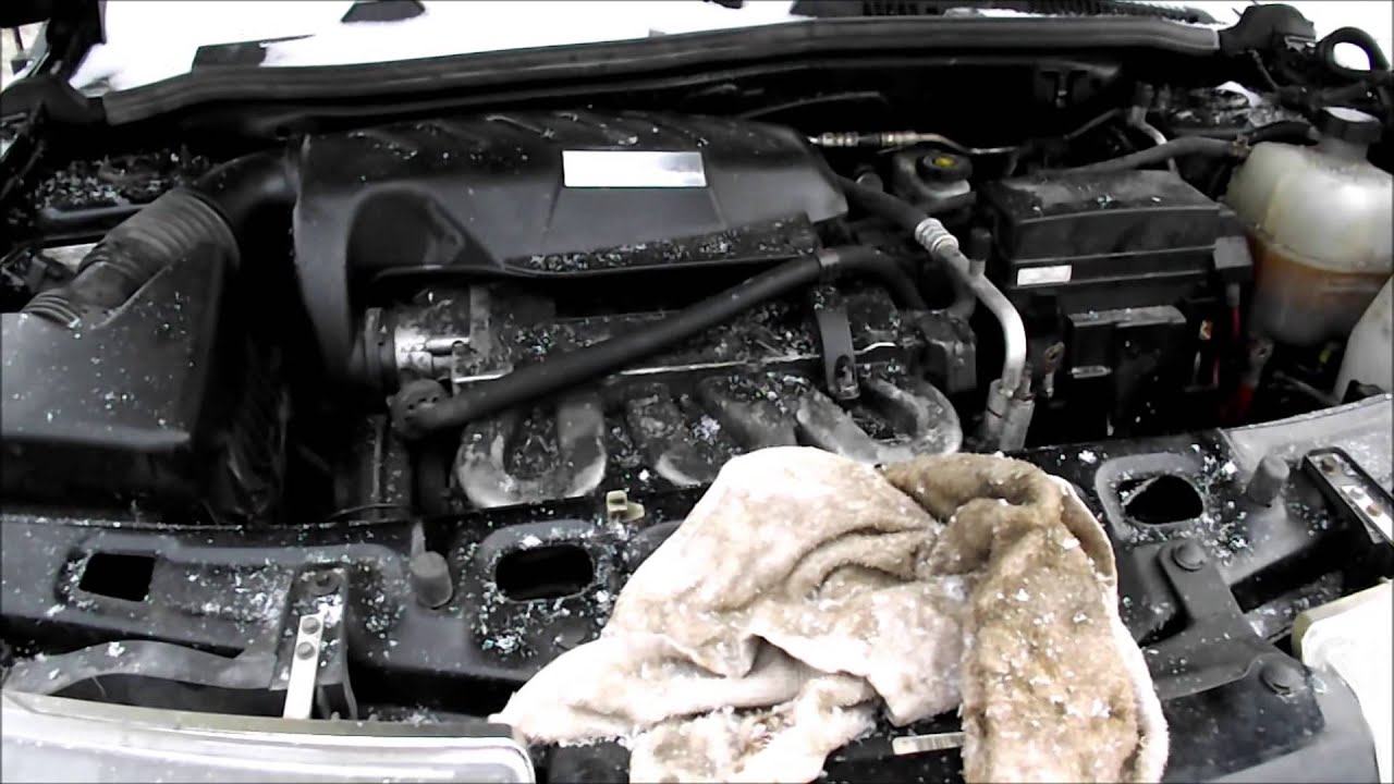 Motor removal in a saturn vue awd 3 0 litre video 1 youtube vanachro Gallery