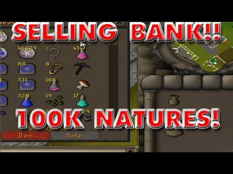 Road 2 100k Nats! Let's Make Bank! Selling Other Stoof