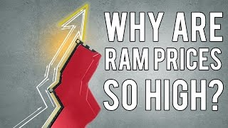 Why are RAM prices so HIGH in 2017?