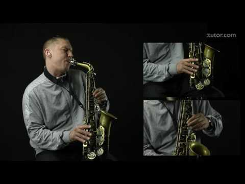 Minor 251's Series 3 - Saxophone Lessons with James Morton at Pro Music Tutor