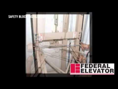Residential Elevator Installation - Hydraulic