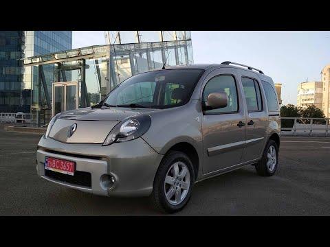 Авто из Бельгии. Renault Kangoo II 2010 1.5 dCi 63 кВт 5МКПП Original Passenger Днепр