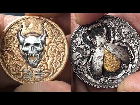 Die Unglaublichsten Münzen der Welt!