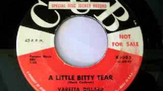 Varetta Dillard - A Little Bitty Tear (1961)