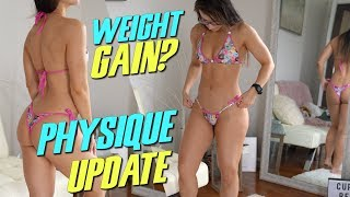 Physique Update - Weight Loss or Gain - Diet