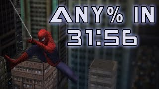 Spider-Man (2002) - Any% Speedrun (31:56)