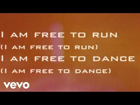 Jared Anderson - I Am Free (Lyric Video)