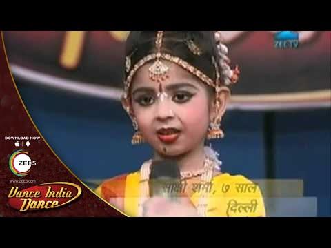 DID L'il Masters Season 2 May 06 '12 - Sakshi Sharma
