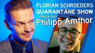 Die Corona-Quarantäne-Show vom 08.05.2020 mit Florian & Philipp