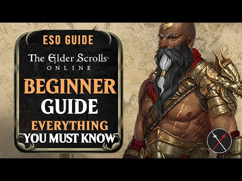 The Elder Scrolls Online Guide