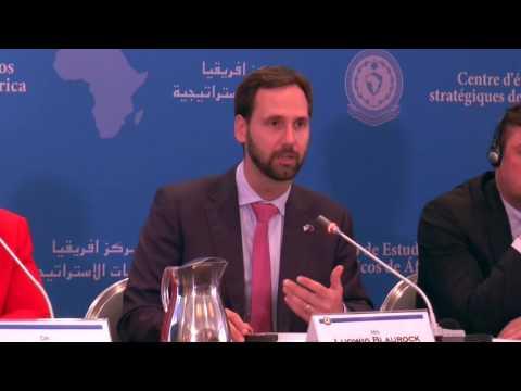 Africa's European Partners and the European Union - 2016 Senior leaders Seminar