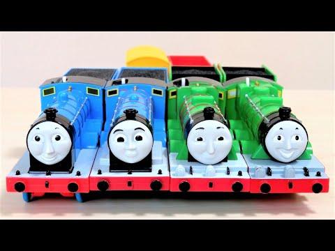 New Edward & Henry Thomas & Friends TOMY Plarail