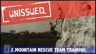 Mountain Rescue Team Training (1950) | Unissued Nº2 | British Pathé