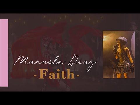 MANUELA DIAZ - FAITH cover Stevie Wonder ft.Ariana Grande