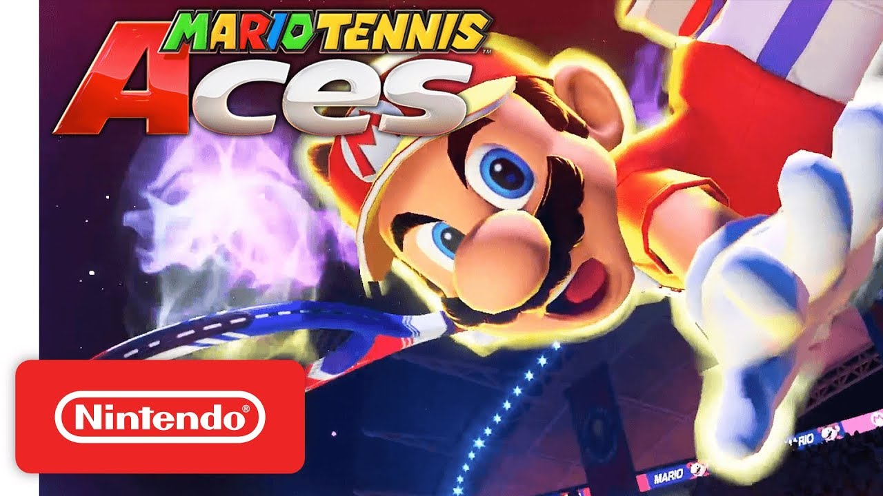 Mario Tennis Aces Nintendo Switch Nintendo Direct 3 8 2018 Youtube