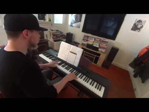 Travis Scott Goosebumps Piano Cover Kendrick Lamar