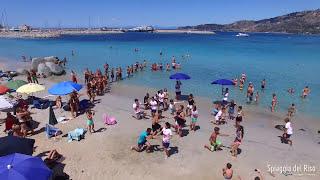 Villaggio Camping Spiaggia del Riso a Villasimius, Cagliari, in Sardegna