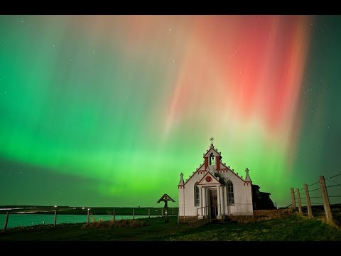 See Orkney's Northern Lights this autumn