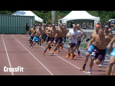 Crossfit Games 2015 Team Competition Youtube