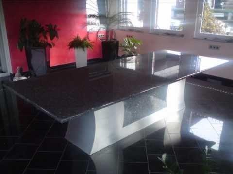 Nirogra GmbH Esstisch Design nach Ihren Vorstellungen Tisch Granit ...