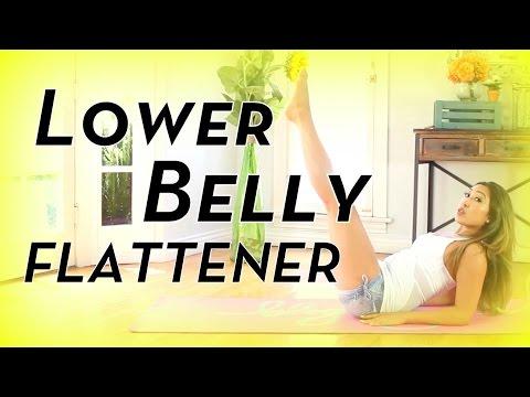 Lower Belly Flattener | POP Pilates