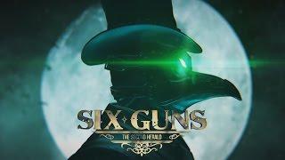 Six Guns - iOS / Android / Windows Phone - Walkthrough - The second Herold (Boss Fight): Plague!
