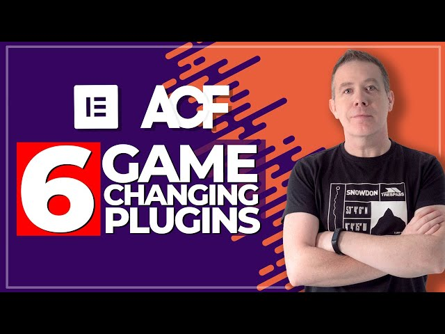 6 ACF & Elementor MUST HAVE Plugins - Power UP Your Websites