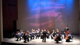 Beethoven: String Quartet №4, 2nd movement / Rachlevsky • Chamber Orchestra Kremlin